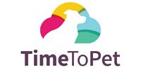 Time to Pet Logo